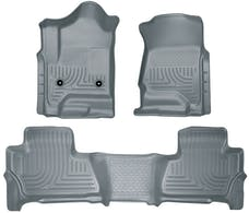 Husky Liners 99212 Weatherbeater Series Front & 2nd Seat Floor Liners