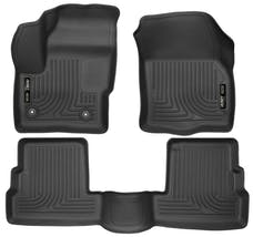 Husky Liners 99301 Weatherbeater Series Front & 2nd Seat Floor Liners