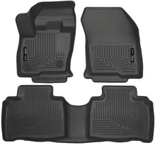 Husky Liners 99311 Weatherbeater Series Front & 2nd Seat Floor Liners
