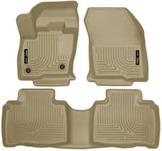 Husky Liners 99313 Weatherbeater Series Front & 2nd Seat Floor Liners