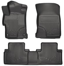 Husky Liners 99441 Weatherbeater Series Front & 2nd Seat Floor Liners