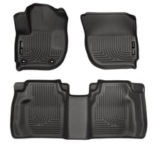 Husky Liners 99491 Weatherbeater Series Front & 2nd Seat Floor Liners