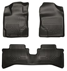 Husky Liners 99501 Weatherbeater Series Front & 2nd Seat Floor Liners