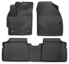 Husky Liners 99511 Weatherbeater Series Front & 2nd Seat Floor Liners