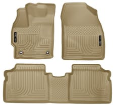 Husky Liners 99513 Weatherbeater Series Front & 2nd Seat Floor Liners