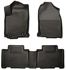 Husky Liners 99521 Weatherbeater Series Front & 2nd Seat Floor Liners