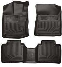 Husky Liners 99541 Weatherbeater Series Front & 2nd Seat Floor Liners