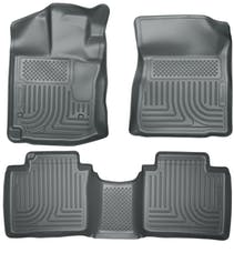 Husky Liners 99542 Weatherbeater Series Front & 2nd Seat Floor Liners