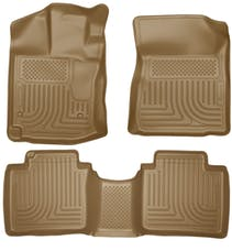 Husky Liners 99543 Weatherbeater Series Front & 2nd Seat Floor Liners