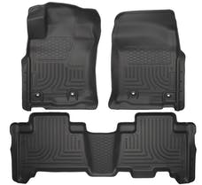 Husky Liners 99571 Weatherbeater Series Front & 2nd Seat Floor Liners