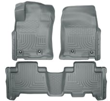 Husky Liners 99572 Weatherbeater Series Front & 2nd Seat Floor Liners