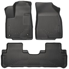 Husky Liners 99601 Weatherbeater Series Front & 2nd Seat Floor Liners