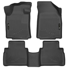 Husky Liners 99621 Weatherbeater Series Front & 2nd Seat Floor Liners