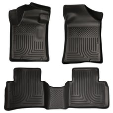 Husky Liners 99641 Weatherbeater Series Front & 2nd Seat Floor Liners