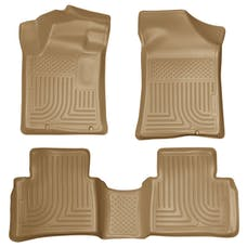 Husky Liners 99643 Weatherbeater Series Front & 2nd Seat Floor Liners