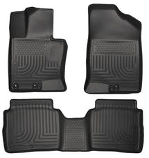 Husky Liners 99691 Weatherbeater Series Front & 2nd Seat Floor Liners