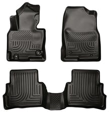 Husky Liners 99731 Weatherbeater Series Front & 2nd Seat Floor Liners