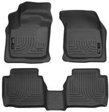 Husky Liners 99751 Weatherbeater Series Front & 2nd Seat Floor Liners