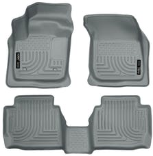 Husky Liners 99752 Weatherbeater Series Front & 2nd Seat Floor Liners