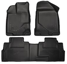 Husky Liners 99761 Weatherbeater Series Front & 2nd Seat Floor Liners