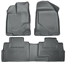 Husky Liners 99762 Weatherbeater Series Front & 2nd Seat Floor Liners