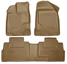 Husky Liners 99763 Weatherbeater Series Front & 2nd Seat Floor Liners