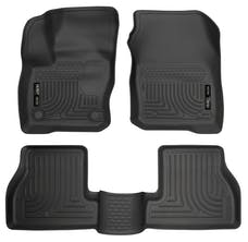 Husky Liners 99771 Weatherbeater Series Front & 2nd Seat Floor Liners