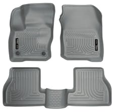 Husky Liners 99772 Weatherbeater Series Front & 2nd Seat Floor Liners