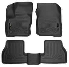 Husky Liners 99781 Weatherbeater Series Front & 2nd Seat Floor Liners