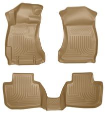 Husky Liners 99803 Weatherbeater Series Front & 2nd Seat Floor Liners