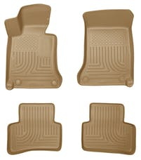 Husky Liners 99813 Weatherbeater Series Front & 2nd Seat Floor Liners
