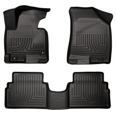 Husky Liners 99831 Weatherbeater Series Front & 2nd Seat Floor Liners