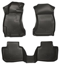 Husky Liners 99881 Weatherbeater Series Front & 2nd Seat Floor Liners