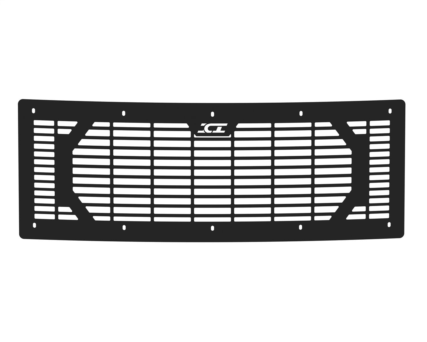 ICI 48057 Stainless Steel Form Fit Truck Bed Side Rail Protector