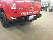 Iron Cross Automotive 21-415-04 Rear Base Bumper
