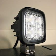 Iron Cross Automotive IC-M460-2 Mini Dura LED Light(Pair) For 2000 Light Bracket- 4 LED'S- 60 Degree
