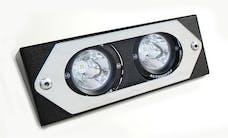 Iron Cross Automotive IC-CLROUND Center Light Brackets Round With Lights