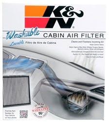 33-2266 K/&N KNN Air Filter Thunderbird,S-Type,LS