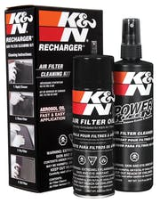 K&N 99-5000 Filter Care Service Kit Aerosol