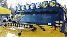 KC Hilites 7325 Light Mount