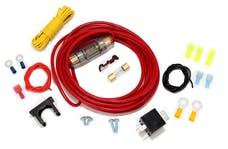 Kleinn Automotive Air Horns 6852 Compressor Wiring Kit