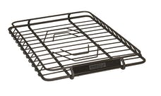 LUND 601011 Roof Rack Cargo Basket 39 in. x 44 in. Black ROOF RACKS