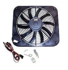 "Maradyne MJS16KC Jetstreme II Platinum Shroud Fan - Dual 12"" 225w Fans - No Controls"