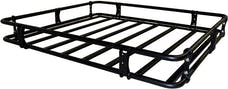 MBRP Exhaust 130822 Cargo Basket Kit (4 Door); Black Coated