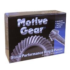 Motive Gear 707381-3X Ring And Pinion Kit; DANA; 3.55 Ratio; Sets Up w/Crush; Std.; w/Kit; Incl. Gaske