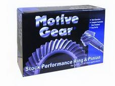 Motive Gear 26039760 Ring And Pinion; 3.08 Ratio; GM 7.25 IFS;