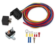 Mr. Gasket 40205G Electric Fuel Pump Harness & Relay Wiring Kit