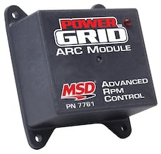 MSD Performance 7761 Power Grid Ignition System Rev Limiter Module