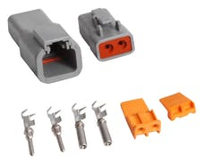 MSD Performance 8184 2-Pin Connector Assembly