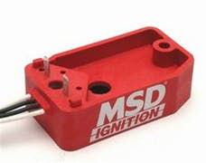 MSD Performance 8870 Coil Interface Block  Dual Tower Coils